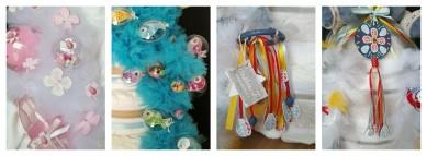 Exemples d'éléments de décoration par Cathie F. Accessoires décoration