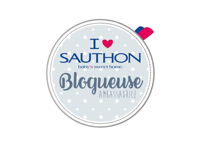 Blogueuse/Ambassadrice Sauthon